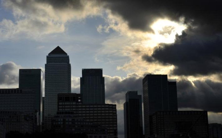 The financial sector must look ahead to remain a world leader